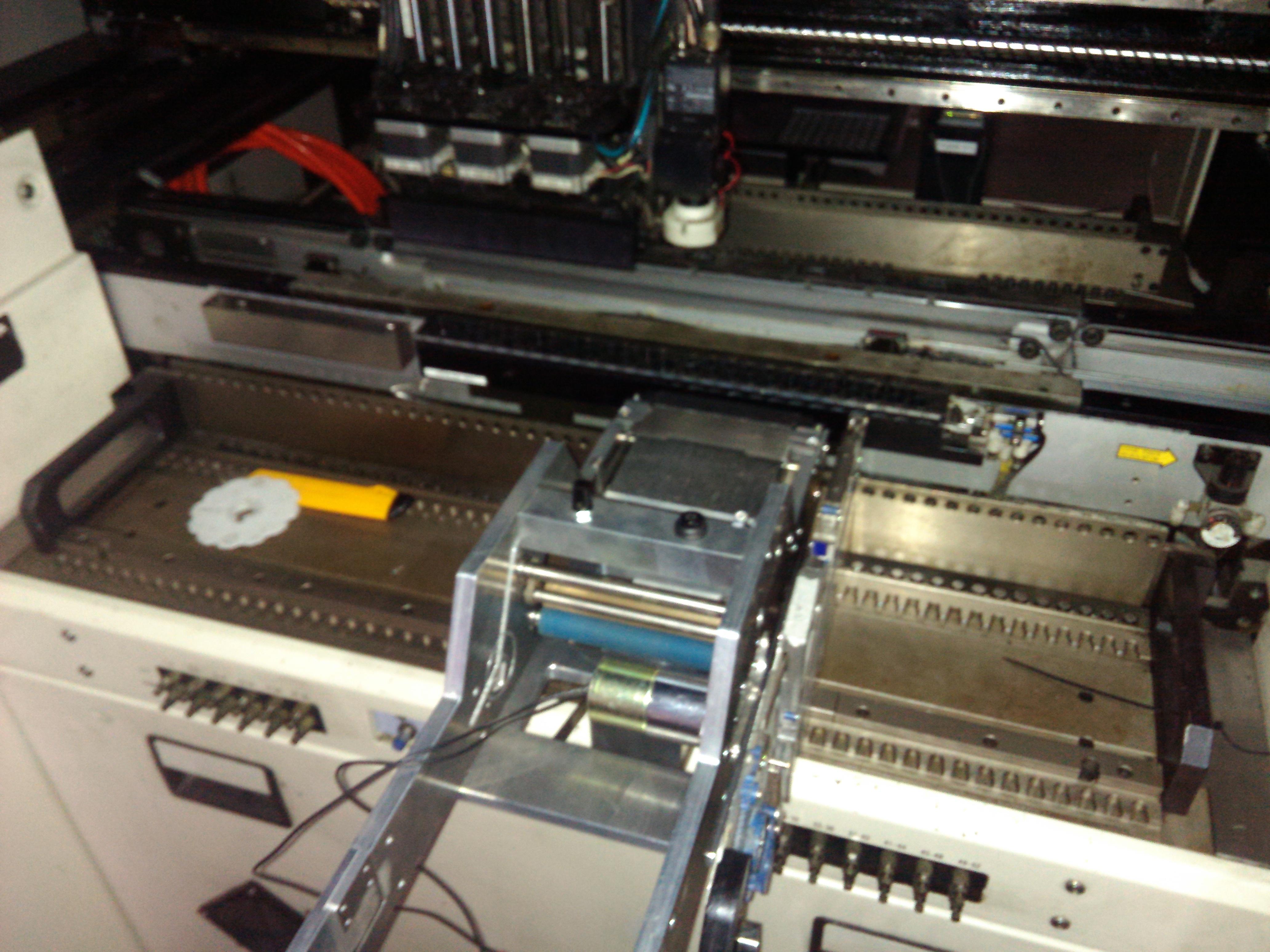 cl placer smallsmt we label vp machine image shop feeder vision